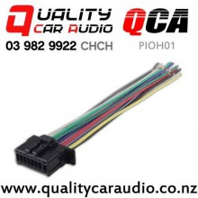 QCA-PIOH01 Pioneer Stereo Wire Harness (none iso end) with Easy Finance