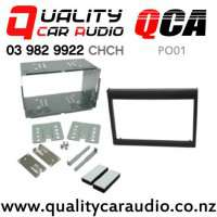 QCA-PO01 Stereo Facial Kit for Porsche 911 (996) from 1998 to 2004 with Easy Payments