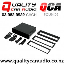 QCA-POUNI02 Universal Pocket for Ford/ Nissan/ Toyota with Easy Finance