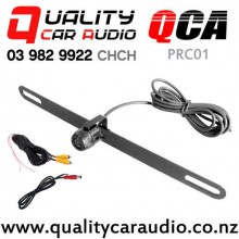 QCA-PRC01 Rear View License Plate Parking Camera Easy DIY Install