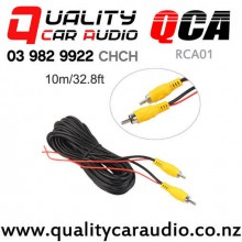 QCA-RCA01 RCA Video Cable for Car Reversing Camera 10m with Easy Finance