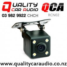 QCA-RCN02 Rear Camera with 4 Leds Night Vision 170 degree Water Proof with Easy Finance