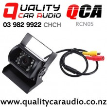 QCA-RCN05 Rear Camera with 18 Leds Night Vision 150 degree Water Proof for Truck with Easy Finance