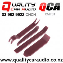 QCA-RMT01 Car Plastic Trim Removal Tool Kits (4 pc)