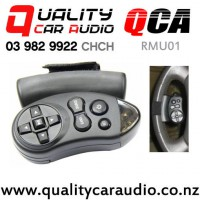 QCA-RMU01 Universal Car Steering Wheel Control Stereo Remote with Easy Finance