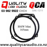 QCA SAK-1211 BMW Mini 165mm Speaker Adaptor with Easy Finance