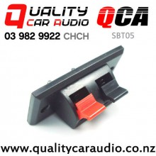 QCA-SBT05 Spring Load Speaker Box Terminal with Easy Finance