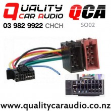 qca-so02 sony (2013 on) to iso radio wiring adapter (small)