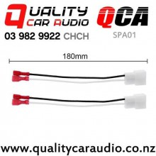 QCA-SPA01 Speaker Adapter for Audi / Ford / Mazda (Pair) with Easy Finance