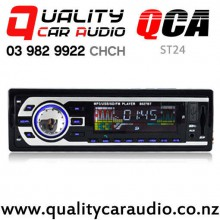 QCA-ST24 24V Bluetooth USB AUX SD NZ Tuner Car Stereo with Easy Finance