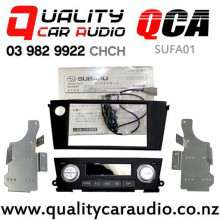 QCA-SUFA01 Double Din Stereo Facial Kit for Subaru Legacy / Outback 2003 - 2008 with Single Zone Aircon with Easy Finance