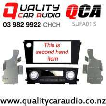 QCA-SUFA01 S Double Din Stereo Facial Kit for Subaru Legacy / Outback 2003 - 2008 with Single Zone Aircon (second hand) with Easy Finance