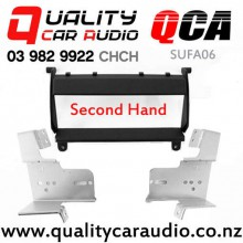 QCA-SUFA06 Single Din Stereo Facial Kit for Subaru Legacy 2004 to 2008 (Second Hand) with Easy Finance