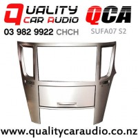 QCA-SUFA07 S2 Double Din Stereo Facial Kit for Subaru Legacy / Outback From 2010 on (Second Hand) with Easy Finance