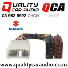 QCA-SUZ01 Suzuki to ISO Car Stereo Wiring Connector from 1995 to 2001 with Easy Finance
