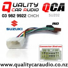 QCA-SUZ02 Suzuki to iso Car Stereo Wiring connector from 2001 onward with Easy Finance