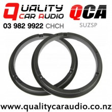 "QCA-SUZSP Suzuki 6""/66.5"" Speaker Spacers (pair) with Easy Finance"