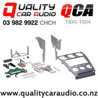 QCA TBXE-T004 Stereo Facial Kit for Mazda Antenza 6 from 2002 to 2005 with Easy Finance