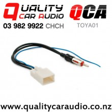 QCA-TOYA01 Toyota Aerial to Standard Male 2012 on