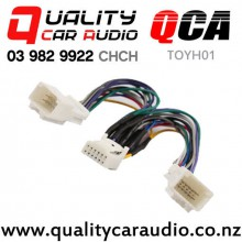 QCA-TOYH01 Y Harness for Toyota 12 Pin Connector with Easy Finance
