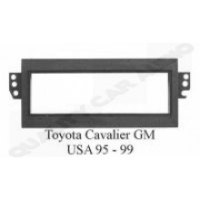 Toyota Cavalier and GM USA 95-99 Fitting Kit Single/Din