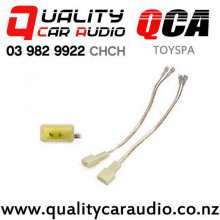 QCA-TOYSPA Speaker Connector Adapter Toyota Mitsubishi Subaru (Pair) with Easy Finance