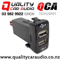 QCA-TOYUSP01 USB Socket Ports for Toyota with Easy Finance