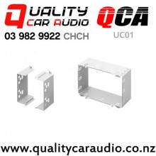 QCA-UC01 Universal Double Din Cage for Aftermarket Stereo with Easy Finance