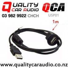 QCA-USP01 USB Flush Mount Panel with Easy Finance
