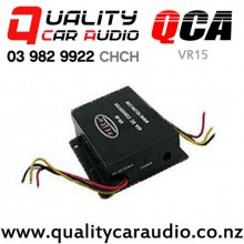 QCA-VR15 24V - 12V Car Stereo Converter with 15A Outputs with Easy Finance