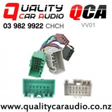 QCA-VV01 VOLVO s/v 80 Stereo ISO Harness Adapter with Easy Finance