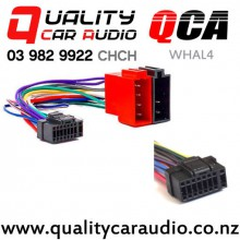 QCA-WHAL4 Alpine to ISO Wiring Adapter with Easy Finance