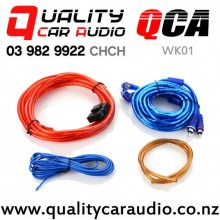 QCA-WK01 4.5m 10 Gauge Amplifier Wiring Kit with Easy Finance