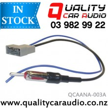 QCAANA-003A Nissan Factory Antenna Adaptor to After Market Radio 2005 On - Easy Layby