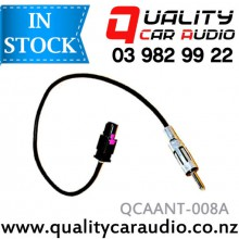 QCAANT-008A Audi / BMW / VW Factory Antenna Adaptor to After Market Radio 2002 On with Easy Layby