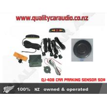 QJ-408 #50 CAR PARKING SENSOR Metal Black - Easy LayBy
