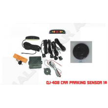 QJ-408 CAR PARKING SENSOR 1# Black - Easy LayBy