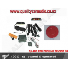 QJ-408 CAR PARKING SENSOR 11# Red - Easy LayBy