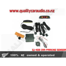 QJ-408 CAR PARKING SENSOR - 4 SENSORS