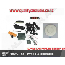 QJ-408 CAR PARKING SENSOR 2# White - Easy LayBy