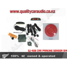 QJ-408 CAR PARKING SENSOR 51# Bright Red - Easy LayBy