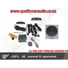 QJ-408 CAR PARKING SENSOR 6# Dark Grey - Easy LayBy