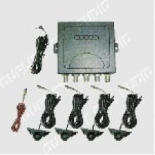 QZ-4041 12V/24V Parking Sensor