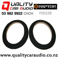 "Raptor FS032B 6x9"" MDF Speakers Spacer with 36MM Depth with Easy Finance"
