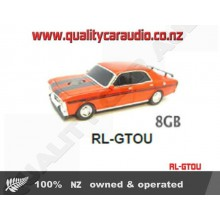 RL-GTOU Landmice Ford Falcon GTO USB 8GB - Easy LayBy