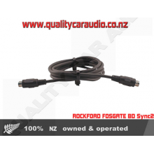 ROCKFORD FOSGATE BD Sync2 Cable for T2500-1bdCP - Easy LayBy