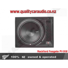 "Rockford Fosgate P1-1X12 12"" 250W RMS enclosure - Easy LayBy"