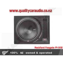 "Rockford Fosgate P1-1X12 12"" 250W RMS enclosure - Easy LayBy"