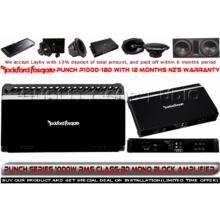 ROCKFORD FOSGATE P1000-1BD RMS CLASS-BD MONO AMP