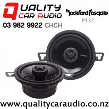 "Rockford Fosgate P132 3.5"" 40W (20W RMS) 2 Way Coaxial Car Speaker with Easy LayBy"